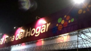 Y llegó el día: se inauguró la 38 Feria del Hogar en Chorrillos