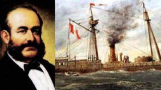 Los 180 años del 'Caballero de los Mares': Miguel Grau y su heroica historia
