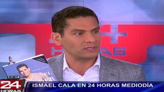 Periodista de CNN llegó a Perú para presentar su libro 'El poder de escuchar'