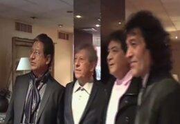 Las cuatro voces más representativas de la música del recuerdo regresan a Lima