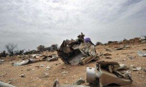 Encuentran segunda caja negra de avión Air Algérie caído en Mali