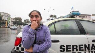 Sujetos robaron a joven que padece de epilepsia en bus del corredor vial