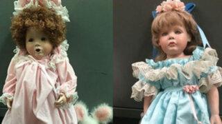 EEUU: el aterrador caso de las muñecas de porcelana, un misterio resuelto