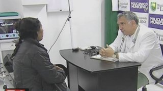 Policlínico de Lince ofrece atención gratuita a personas de bajos recursos