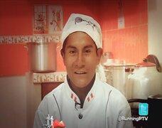 Panamericana Running: conozca a José Renojo, el chef del atletismo peruano