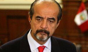Mauricio Mulder presenta transcripción de interrogatorio a Martín Belaunde Lossio