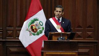 Congreso: ¿qué se espera del último mensaje de Humala por Fiestas Patrias?