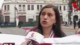 Oposición criticó Mensaje Presidencial de Ollanta Humala