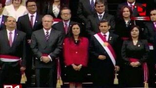Ministros celebraron anuncios presidenciales en Mensaje a la Nación