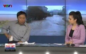 Vietnam: ministro de Salud tuvo insólita reacción cuando sonó su celular en TV