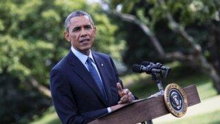 Barack Obama afirma que crisis con Rusia 'no es una nueva Guerra Fría'