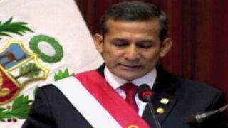 Economistas analizan anuncios del presidente Ollanta Humala