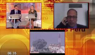 Llamado en consulta a embajador en Tel Aviv no afectará a peruanos en Israel