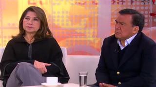 Martha Chávez: Mensaje a la Nación inició campaña electoral de Nadine Heredia
