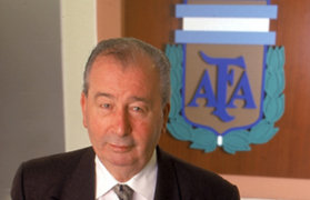 Argentina: falleció Julio Grondona, el histórico presidente de la AFA
