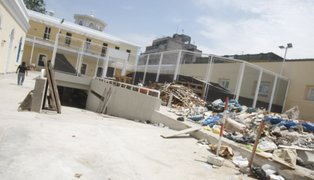 Advierten que falta de infraestructura es el principal problema de colegios públicos