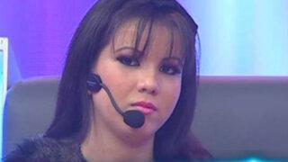 Greysi Ulloa resta importancia a parodia de Milena Zárate