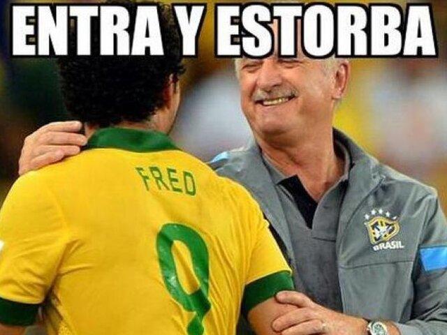 FOTOS: el resumen del Brasil vs. Colombia reflejada en divertidos memes