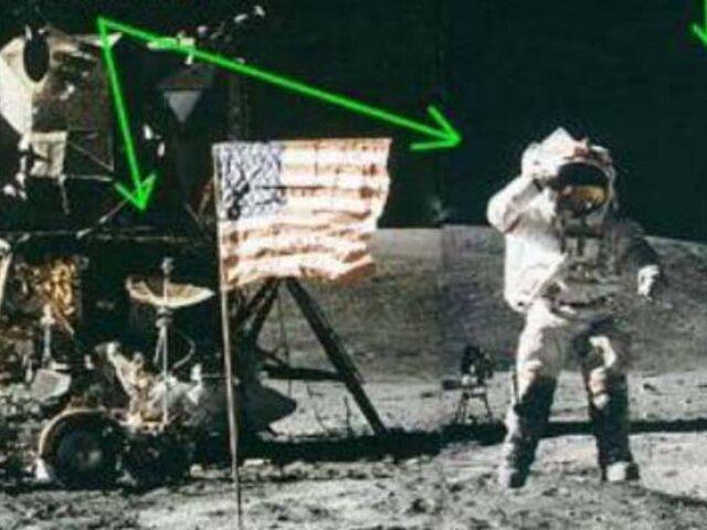FOTOS: 7 teorías que intentan desmentir la llegada del hombre a la Luna