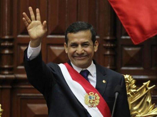 Mensaje completo a la Nación del presidente Ollanta Humala Tasso - 2014