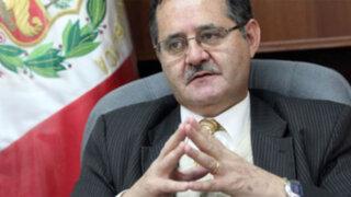 Congresista Marco Falconí buscará presidir la Comisión Belaunde Lossio
