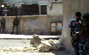 Más de 50 yihadistas fallecieron tras ataque sirio en la frontera con Líbano