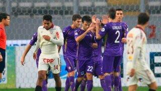 Bloque Deportivo: Universitario no pudo y cayó por 1-0 ante la Fiorentina