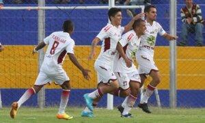 Torneo Apertura: Inti Gas venció por 3-2 sobre San Simón y retomó el liderato