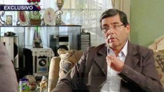 Exclusivo: Jaime Delgado renuncia formalmente a Gana Perú