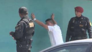 Trujillo: policía capturó en tiempo record a dos peligrosas bandas delincuenciales