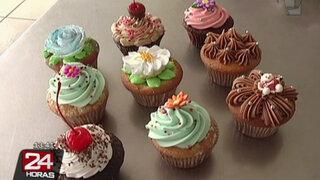 El negocio de los cupcakes, el nuevo boom de los peruanos emprendedores