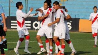 VIDEO: el gol de la victoria de la selección peruana sub 20 sobre Uruguay