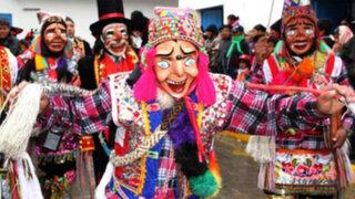 Ciudad de Lima es desde hoy la capital internacional del Folklore