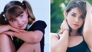FOTOS: Daniela Luján y la asombrosa transformación del elenco de 'Luz Clarita'