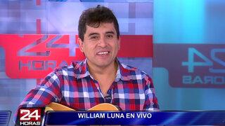 William Luna alista espectacular concierto en el Teatro Municipal de Lima