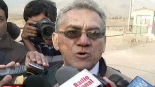 Miembros de la cúpula del Movadef abandonan penal de Piedras Gordas