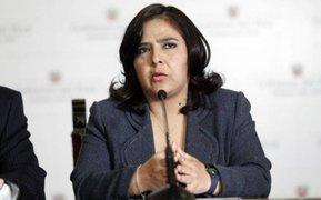 Premier Ana Jara pide a Cardenal Cipriani que ore por ella