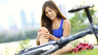 Sepa cómo aliviar los dolores en la rodilla con estas técnicas de ejercicios