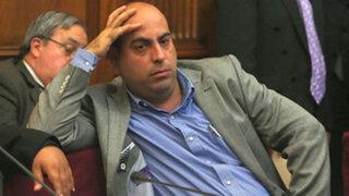 Congresista Pedro Spadaro descartó su renuncia a la bancada de Fuerza Popular
