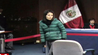 Caso Fefer: Eva Bracamonte abandonó audiencia por problemas de salud
