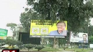 Elecciones 2014: partidos políticos presentan rendición de cuentas