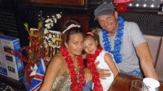 Inglaterra: niña cumple último deseo de su padre con cáncer terminal