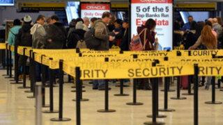 Aeropuertos internacionales toman medidas frente a epidemia del ébola