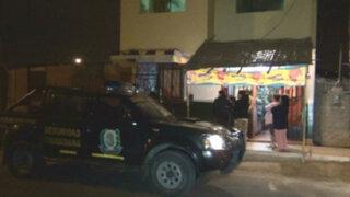 Chimbote: presuntos delincuentes detonan explosivo frente a una vivienda