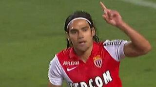 VIDEO: este fue el gol con el que Falcao marcó su regreso a las canchas