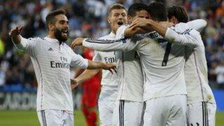 Real Madrid venció 2-0 al Sevilla y se alzó con la Supercopa de Europa
