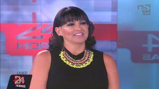 Fabiola de la Cuba presentará espectacular show 'Todo el Perú en la Amazonía'