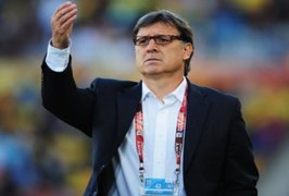 Gerardo 'Tata' Martino es el nuevo técnico de la selección argentina
