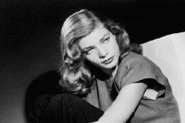 Actriz Lauren Bacall murió a los 89 años víctima de un derrame cerebral