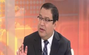 Alberto Otárola: El Perú necesita autoridades honestas y no narcoautoridades